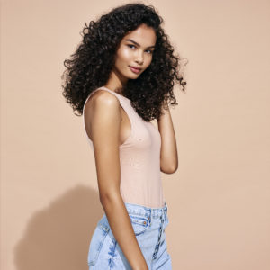 Curls passion model