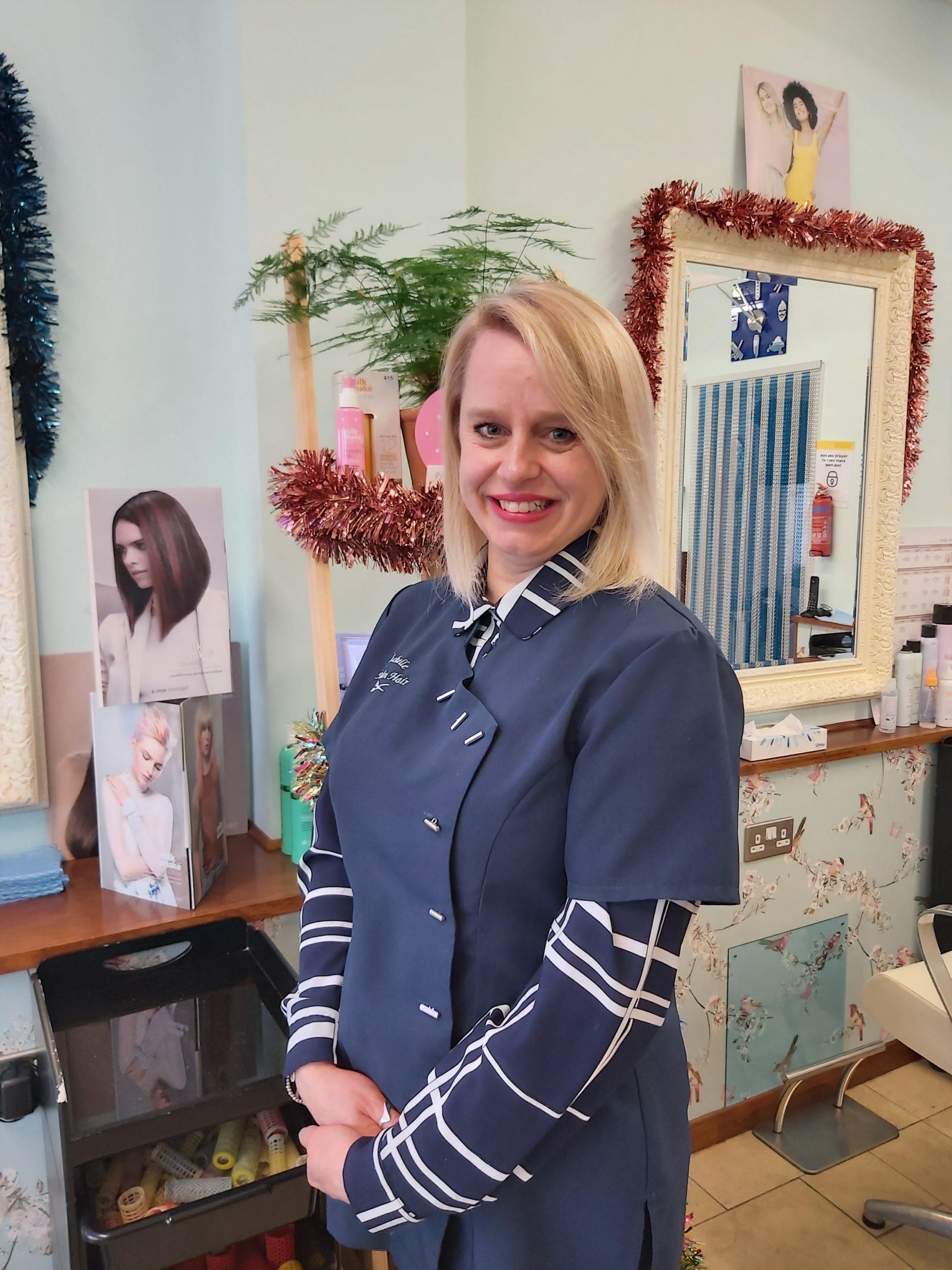 Michelle-aspire-hair-salon-staff