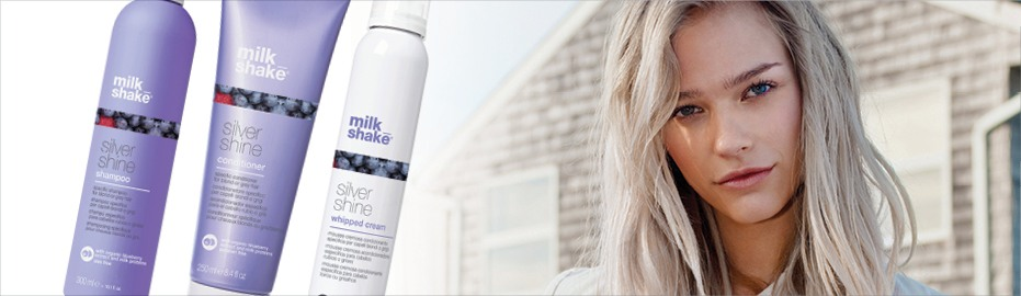 Silver shine - The delicious treat for blonde hair!